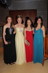 Jessica Darling, Alexandra Cormack, Alysha Hutchesson & Emily Viney