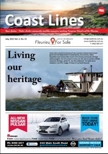 CL front page July