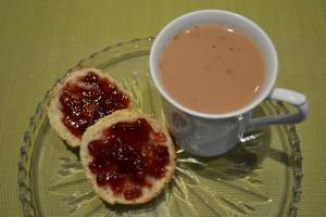 scones tea 001