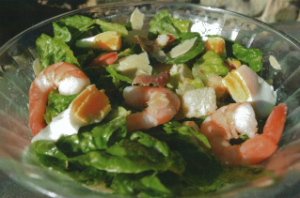 Caesar salad pic