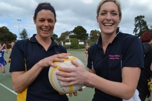 netball captains 001