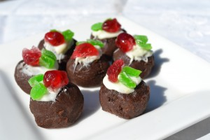 Christmas puds 002