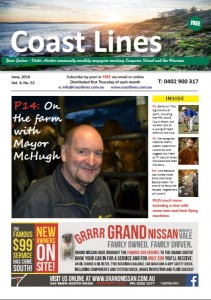 June 2014 front cover