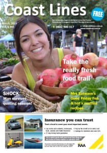 March front cover 2015
