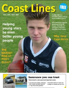 June 2015 front cover