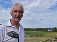 Slider website golf